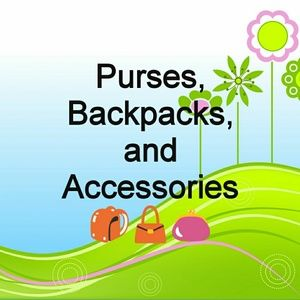 Handbags - Purses, Backpack, & Accessories